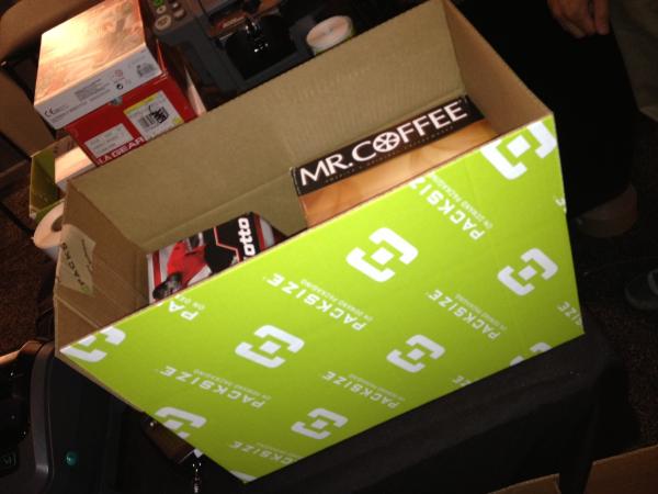 packsize box