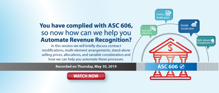 ASC 606 Compliance webinar video Revenue Recognition- 30May-700x300_watchnow