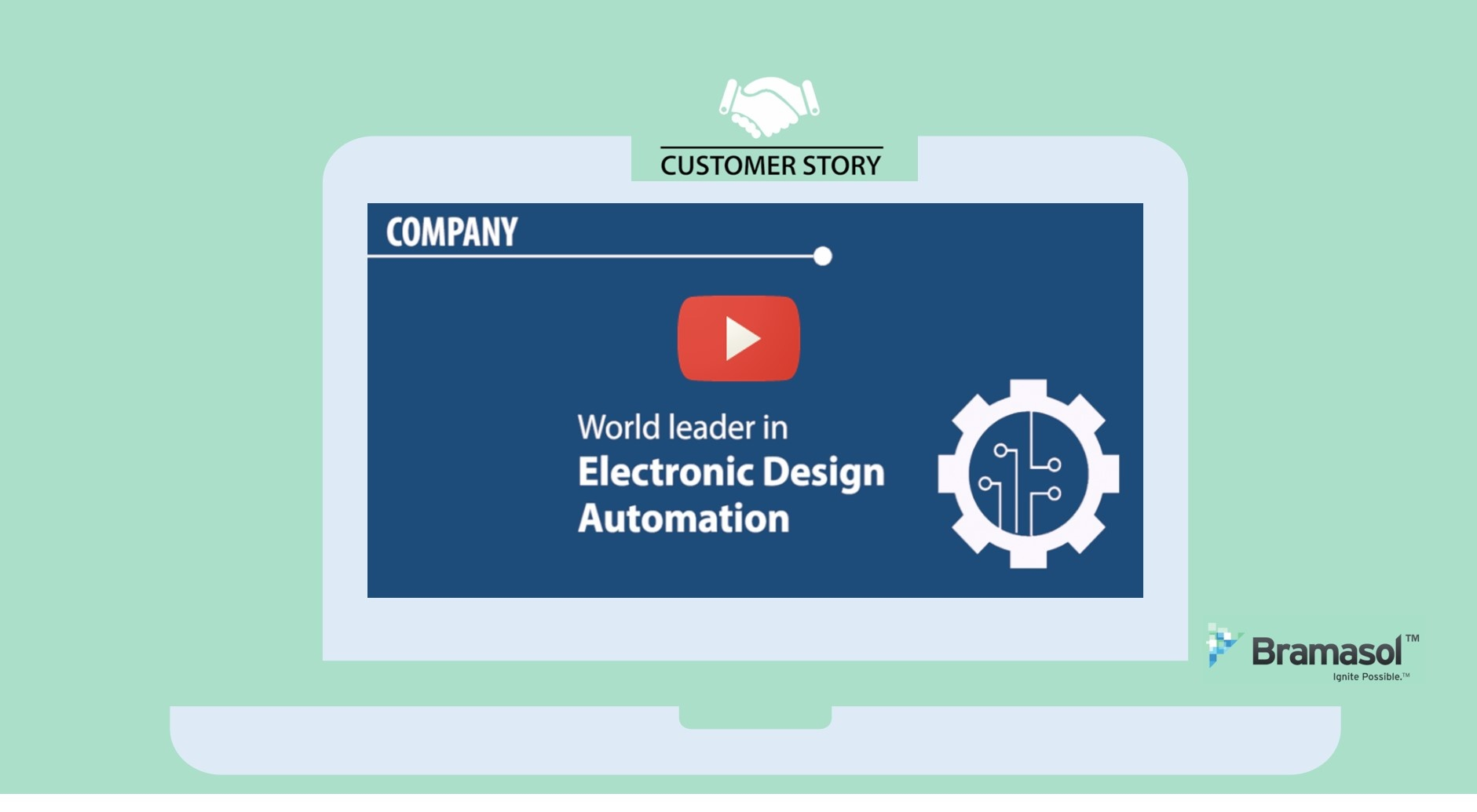Customer Story World pioneer in Electronic Design and Automation
