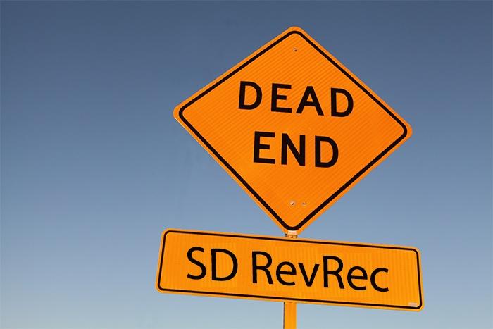 SD-RevRec-Deadend