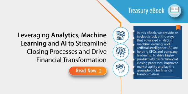 Treasury ebook-leveraging Analytics, AI and ML