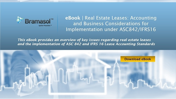 eBook Real Estate Leases ASC842  IFRS16 TueTip